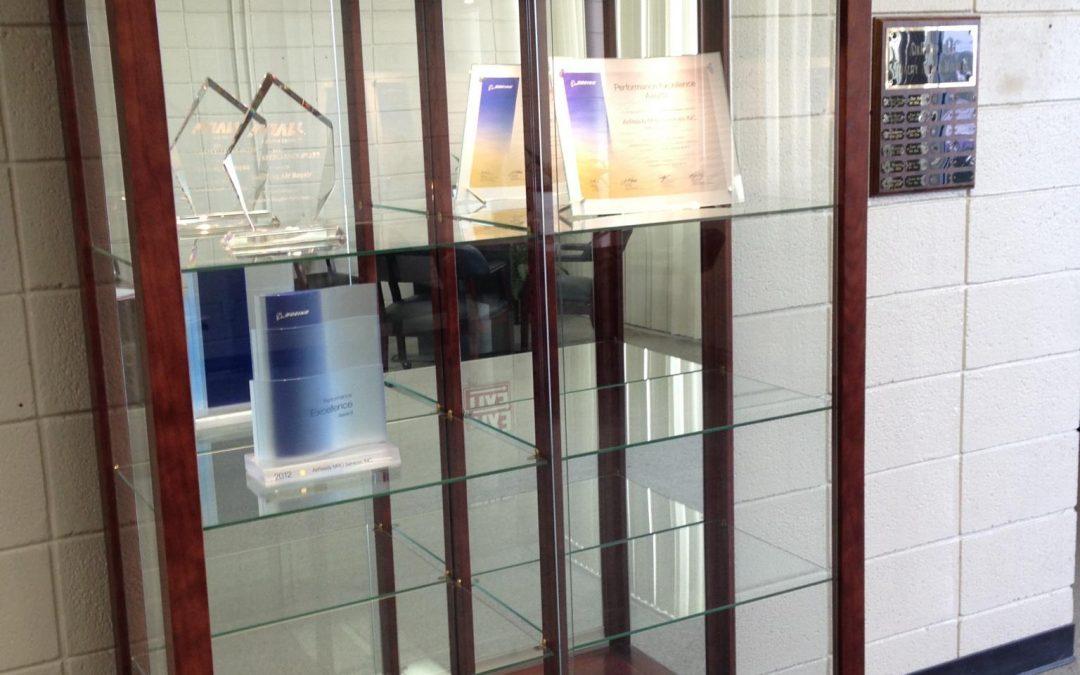 Classic Trophy Case – Melbourne, AR