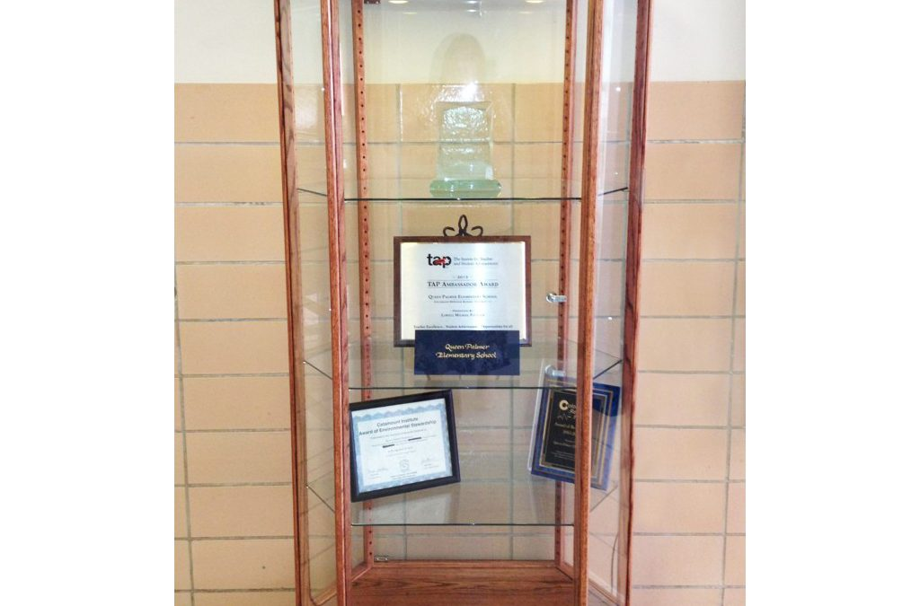Display Cases for Schools