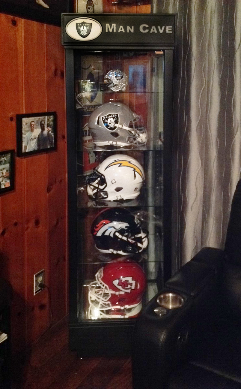 Tower Man Cave Display Case Hobbies Personal Residential