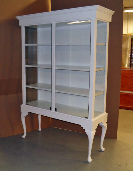 Unwrapped Display Case