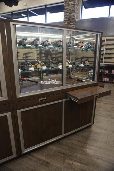 Gun Merchandise Case