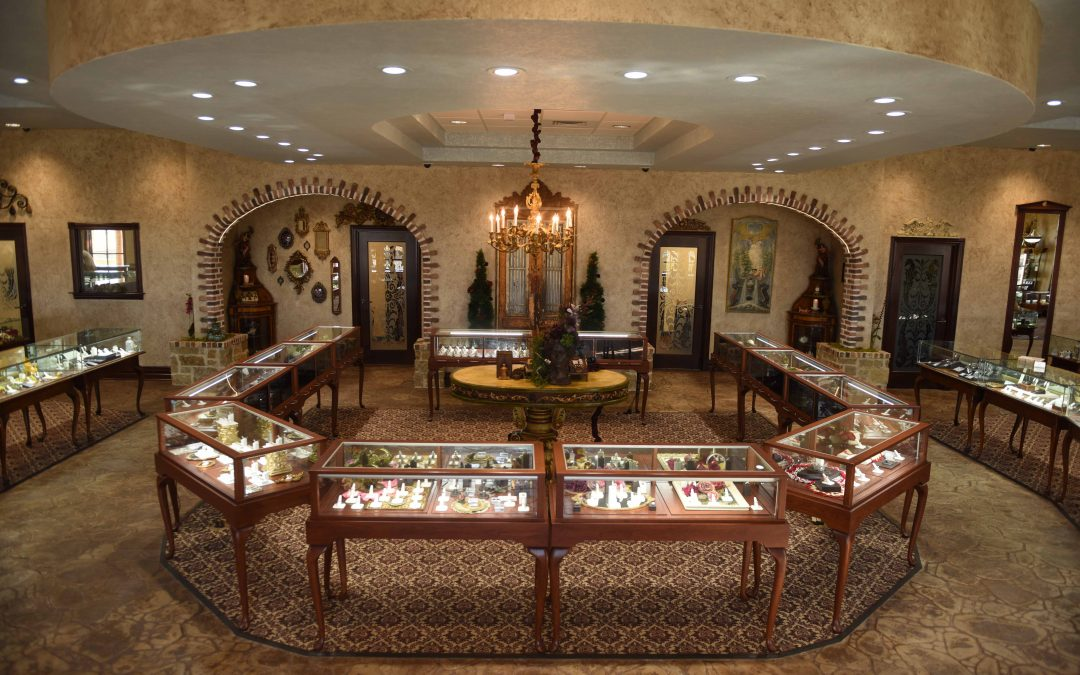 Thacker Jewelry Store Gallery