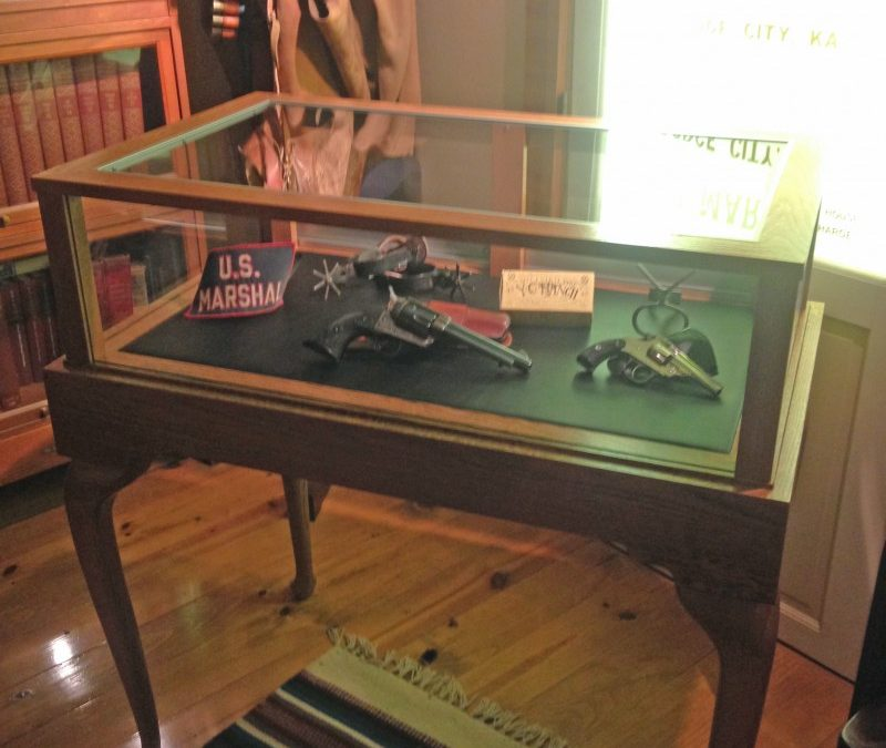 Queen Anne Case For Boot Hill Museum