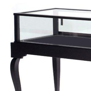 Black Hardboard Deck