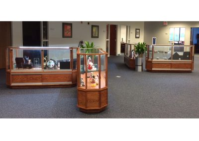 AJ Antunes Trophy Display Case 800