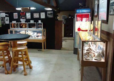 Cascade Caverns Museum 3