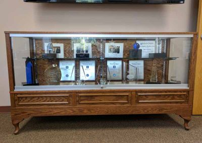Termax Trophy Display Case 800 2
