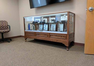 Termax Trophy Display Case 800