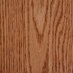 Red Chestnut Stain Option For Display Cases