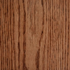 Red Mahogany Stain Option For Display Cases
