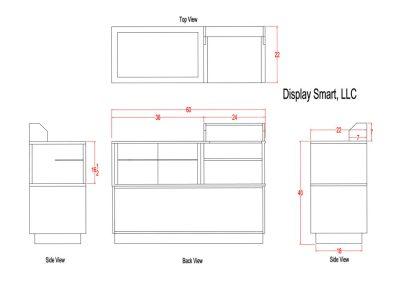 Half-Vision-Contemporary-Rectangle-Combo-Cash-Wrap-Display-Case-3