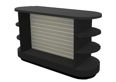 Discussion Counter Display Fixture