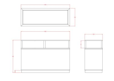 Jewelry-Vision-Contemporary-Rectangle-Horizontal-Display-Case-With-Two-Pull-Out-Decks-1