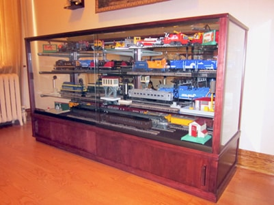 Classic Full Vision Horizontal Display Case – Jersey City, NJ
